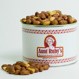 20oz Roasted Redskin Peanuts