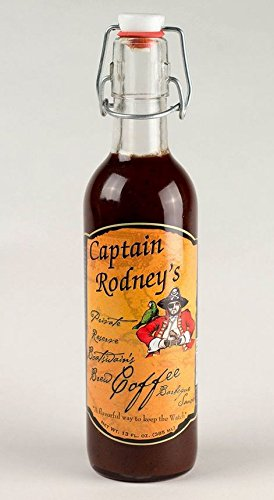 Captain Rodneys Coffee Bbq Sauce 13