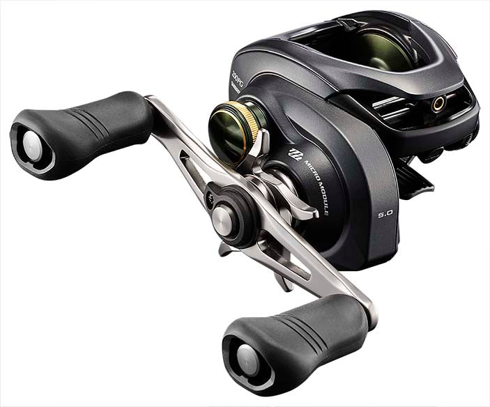 Shimano Curado 201XGK Low Profile Reel
