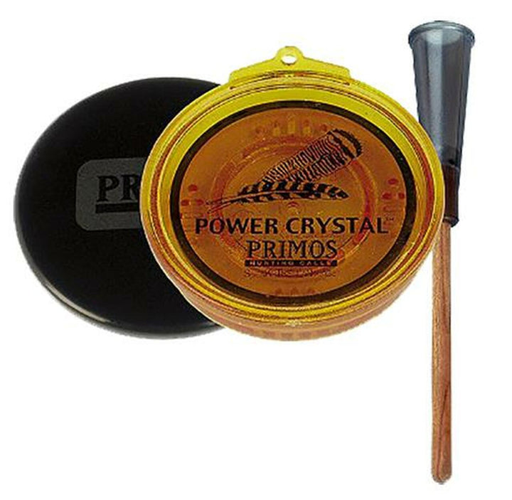 Primos Friction Slate Call, Power Crystal, Trap