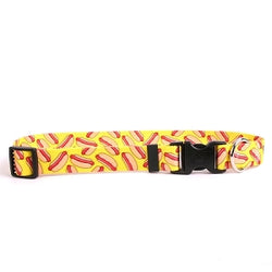 Yellow Dog Hot Dogs  Collar