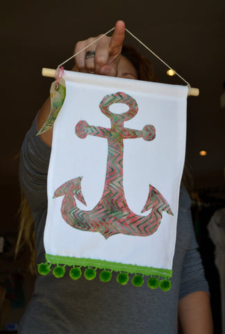 """Anchor"" Flag"