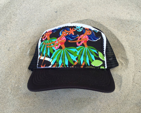 Hawaiian Girl Hat