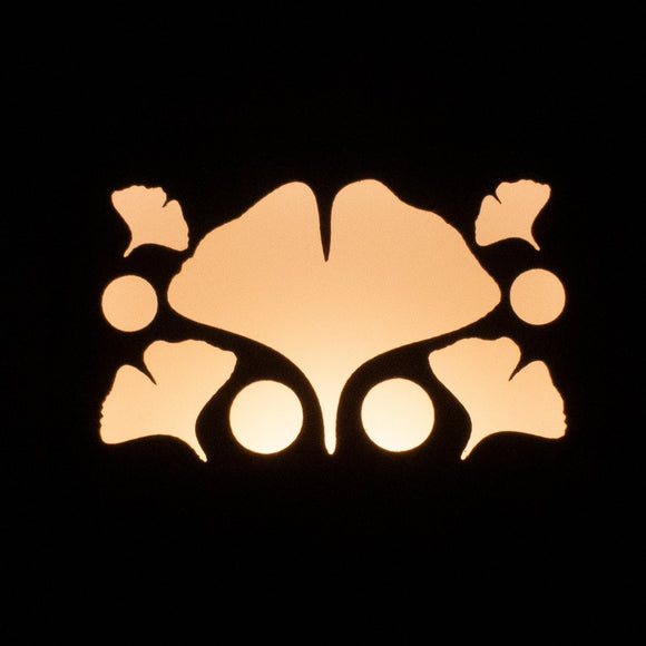 Ginkgo Holes Nightlight - Small