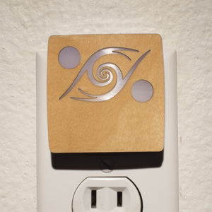 Leafswirl Nightlight - Small
