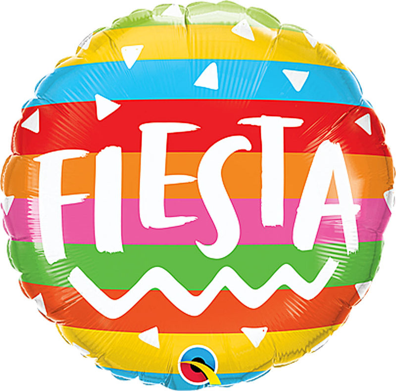 Fiesta Rainbow Stripes 18in.