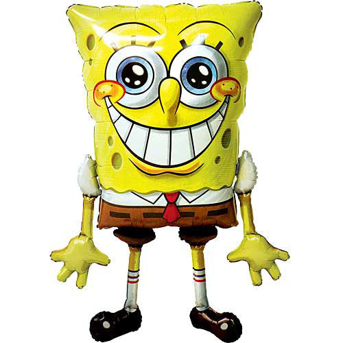 SpongeBob Airwalker Shape 46""