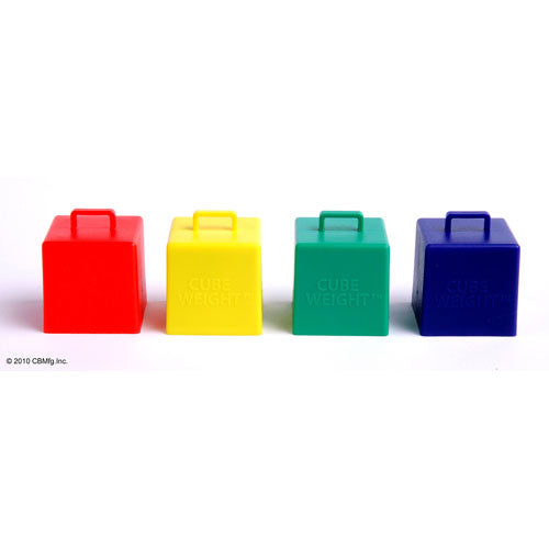 Primary Color Cube Weights