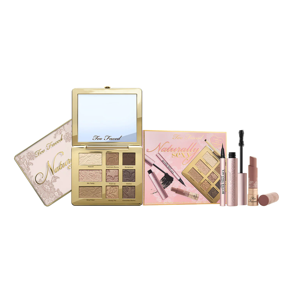 TOO FACED - NATURALLY SEXY SET