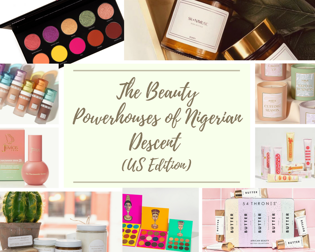 The Beauty Powerhouses of Nigerian Descent (US Edition)