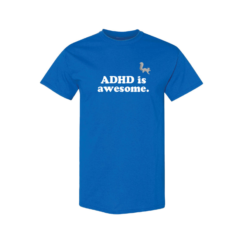 ADHD is Awesome Youth Tee