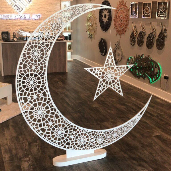 Eid Holiday and Ramadan Decor By Modern Wall