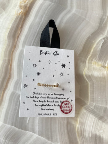 Brightest Star Ring