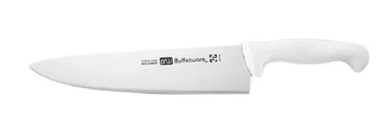 CUCHILLO CHEF 10 MANGO BLANCO