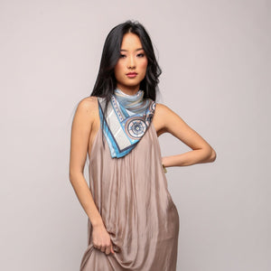 The Layla Silk Scarf: Limited Edition