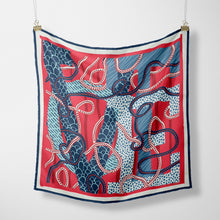 Load image into Gallery viewer, The Ellis Silk Scarf: Limited Edition