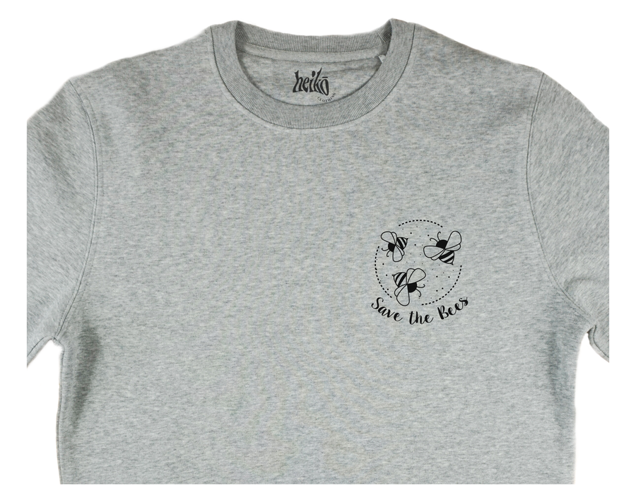 Save the Bees - Sustainable Sweatshirt
