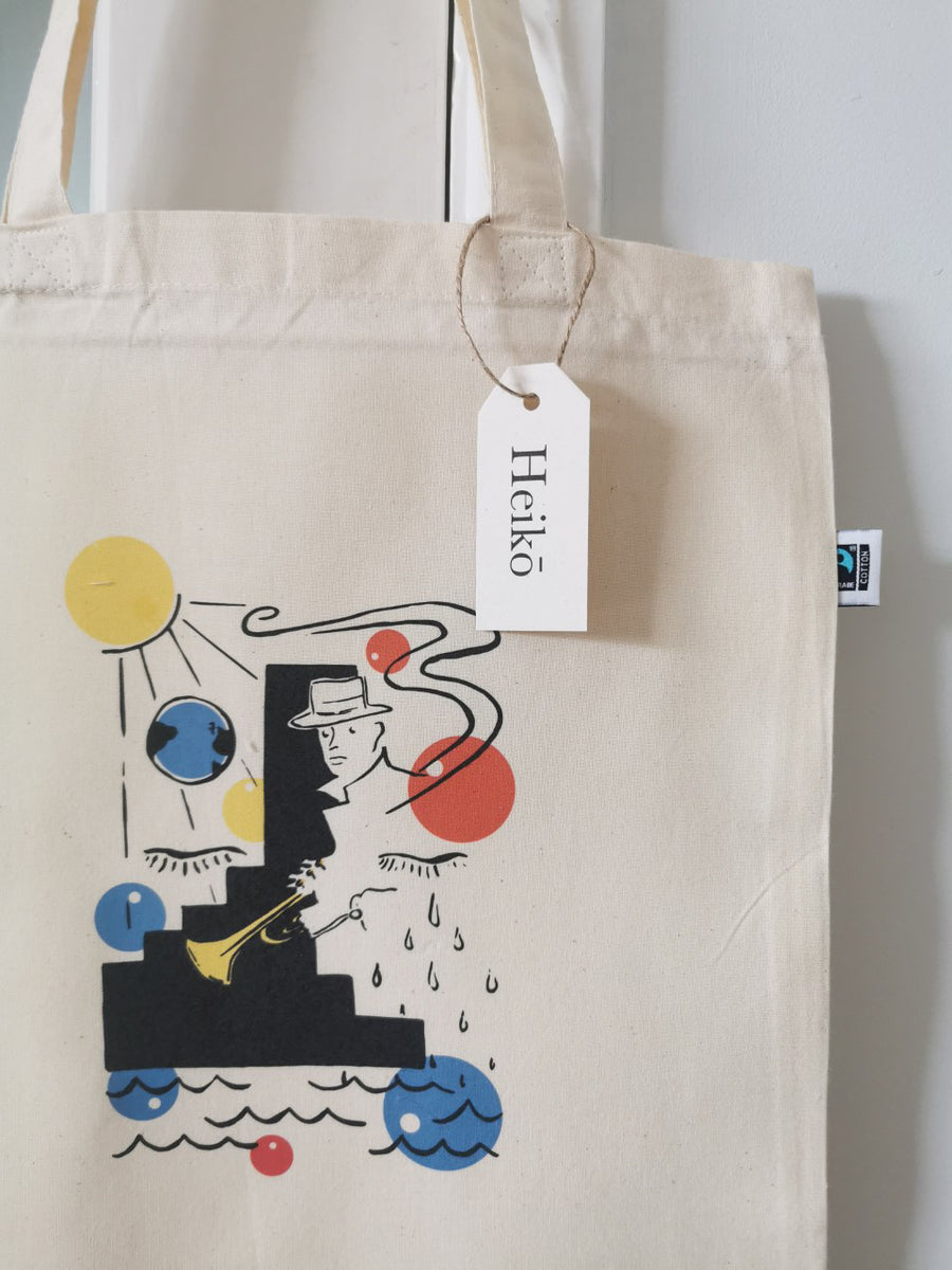 The Apocalypse Tote Bag