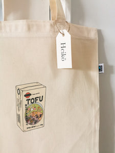 Tofu Time Tote Bag