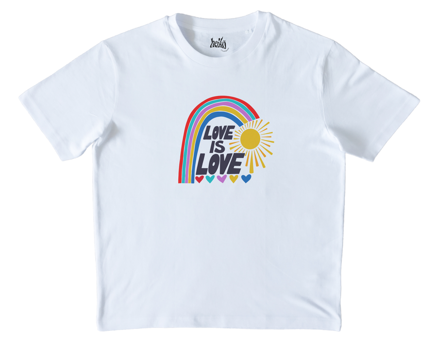 Love is Love - Organic Cotton T-Shirt