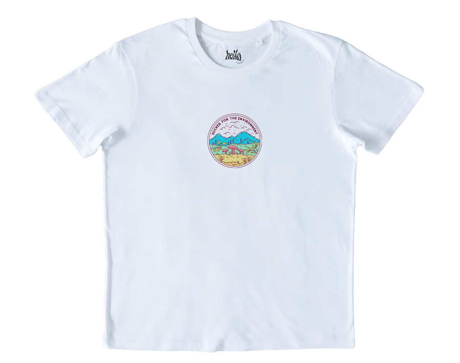 Sucker for the Environment - Organic Cotton T-Shirt
