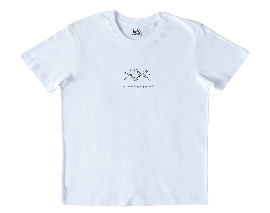 Dreamy Mountains - Organic Cotton T-Shirt