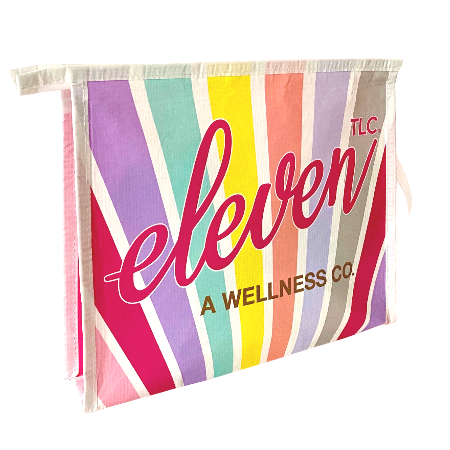 Eleven Wristlet Pouch - Recycled Plastic