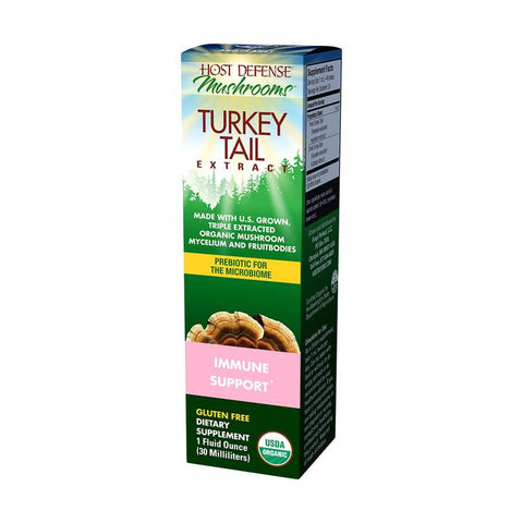 Turkey Tail Extract - Host Defense Mushrooms