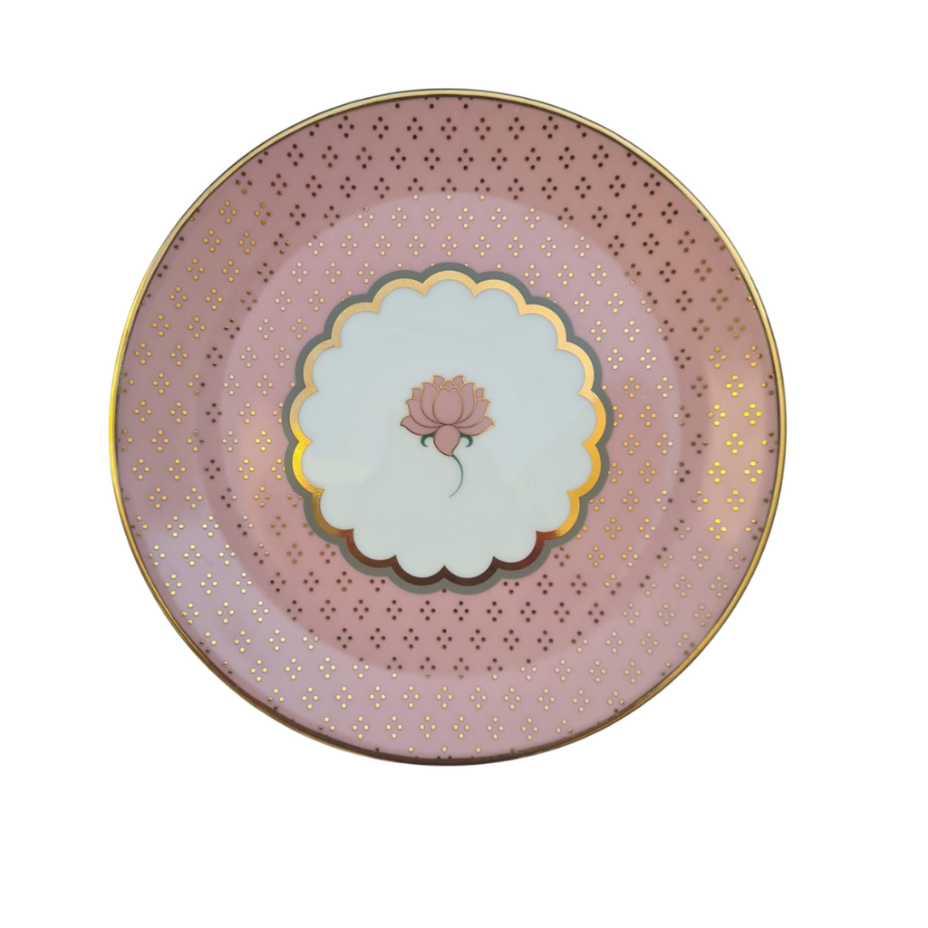 Pichwai – Snack Plate (Set Of 2)