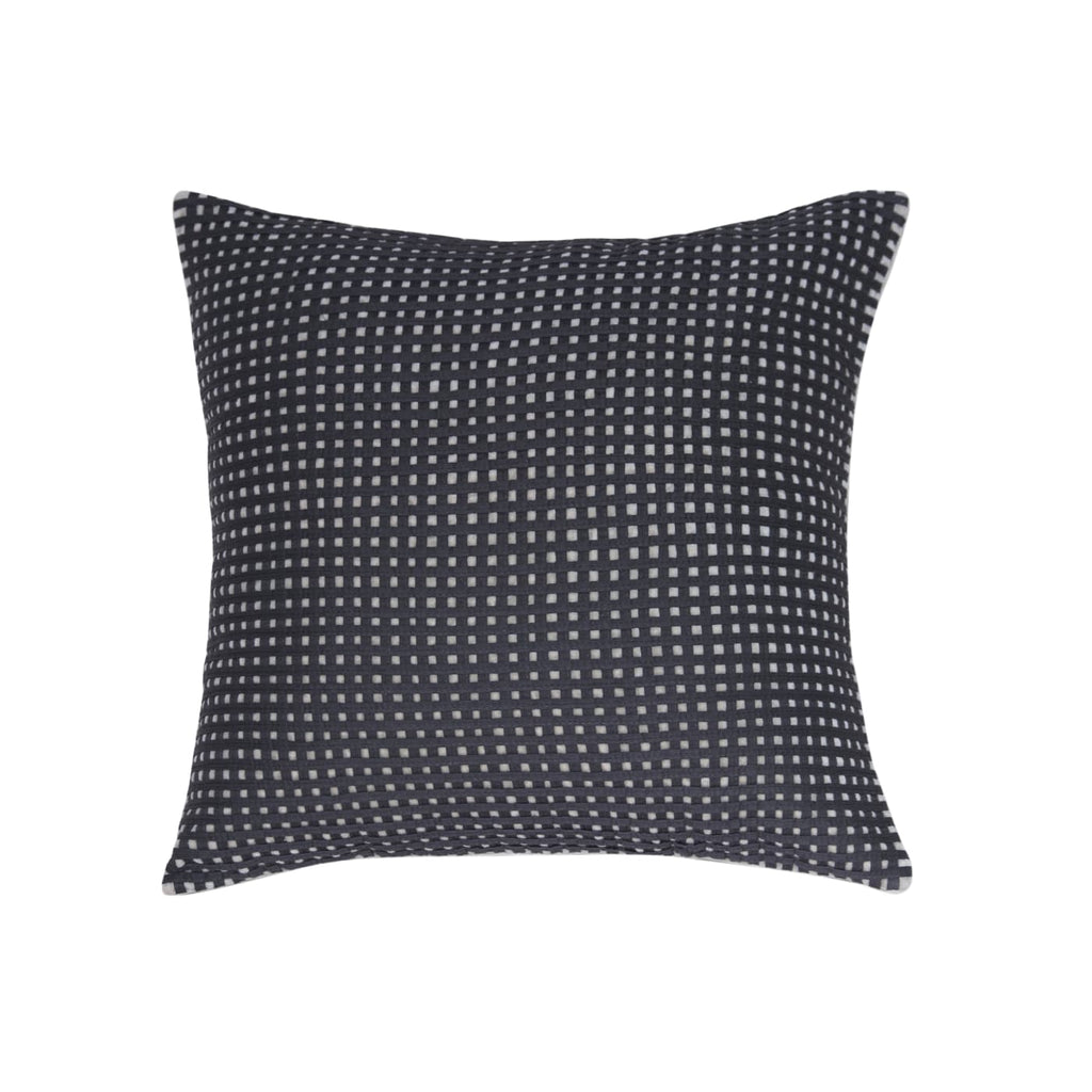 Cross Hatch Cushion Cover