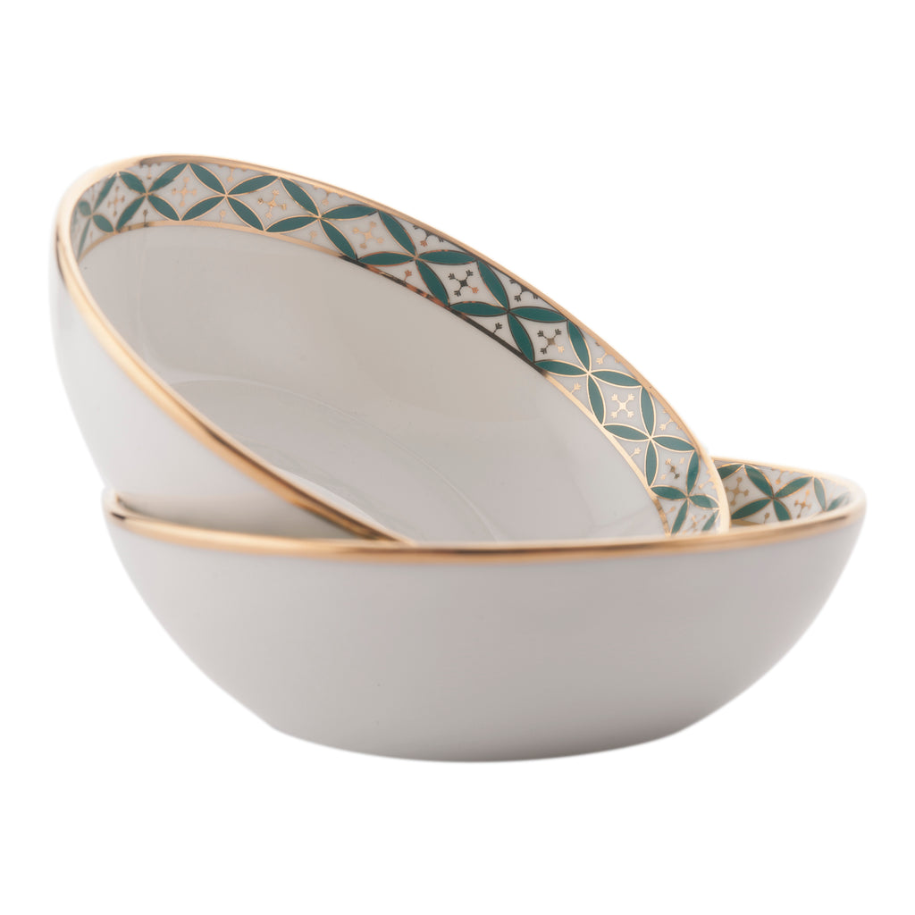 Jyamiti Dip Bowl (Set Of 2)
