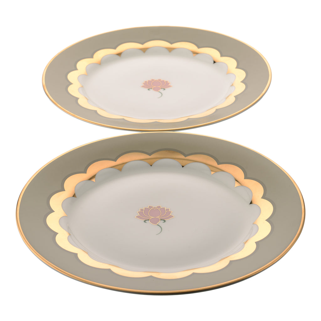 Pichwai - Dinner Plate (Set Of 2 )