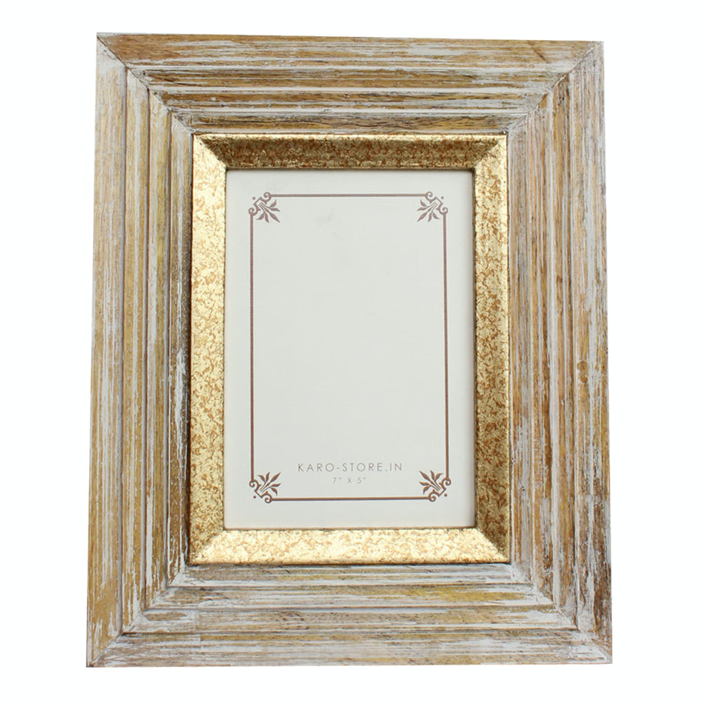 Kara Photo Frame (Gold)