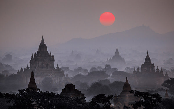 Shades of Bagan