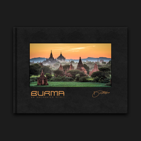 Burma: An Enchanted Spirit