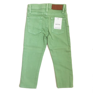 ESP No.1 Unisex Skinny Jean - Faded Green
