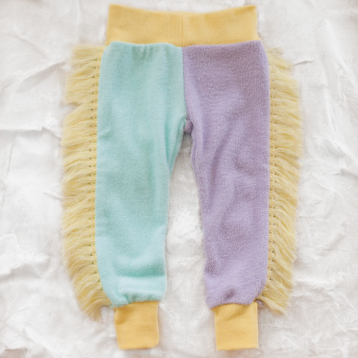 Antena Japan Fringed Joggers