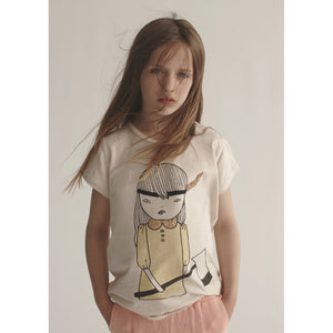 Soft Gallery Axe Girl T-Shirt