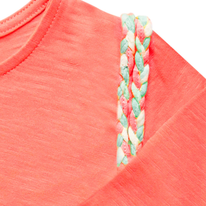 Blune Braided Top