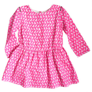 Simple Kids Birdy Dress