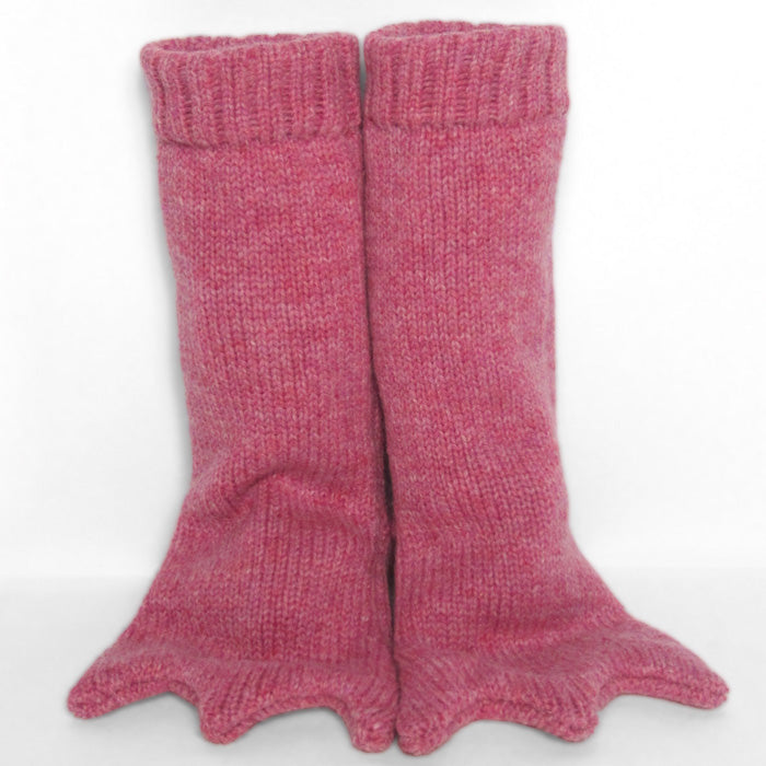 The Miniature Knit Shop Flamingo Feet