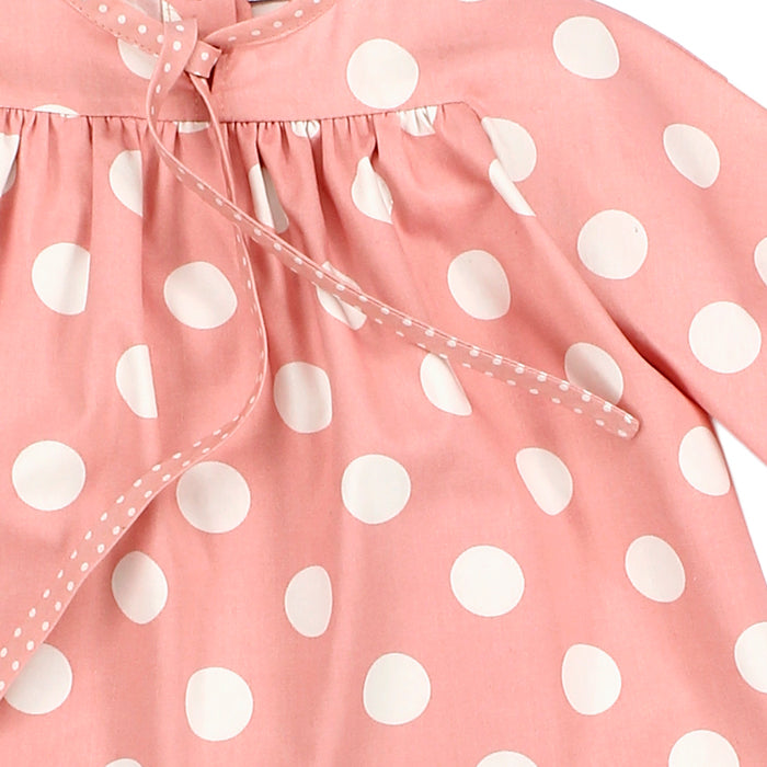 Lucien Zazou Dotted Helene Dress