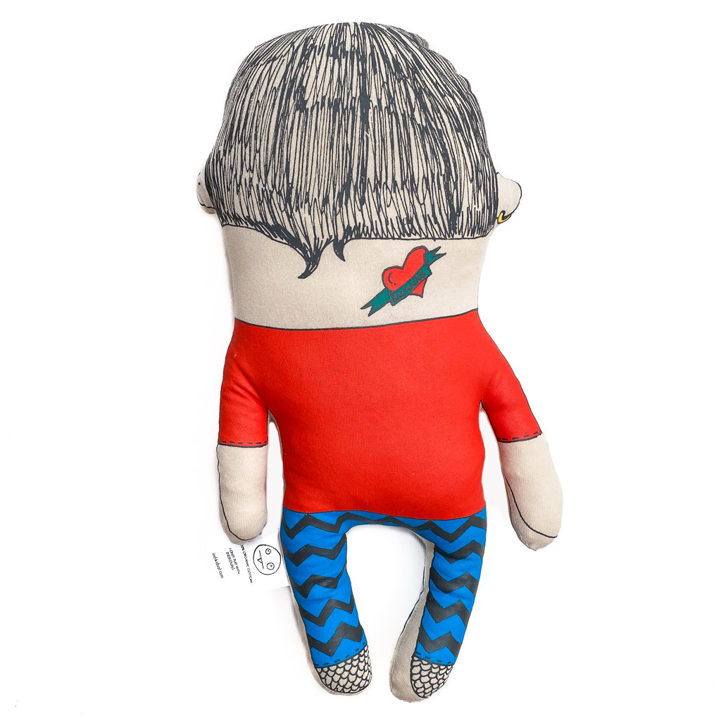 Indikidual x Bobby Dazzler Ron the Pirate Doll