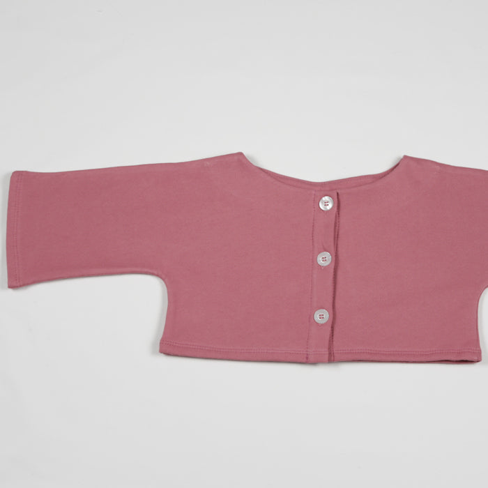 Seesaw Button Baby Jacket