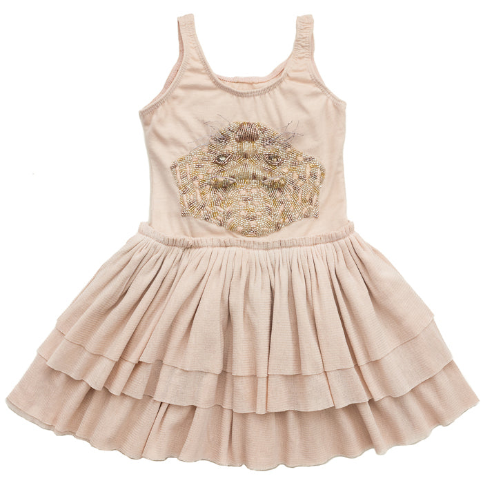 Thumbeline Leopard Tutu Dress