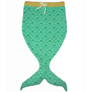 The Miniature Knit Shop Mermaid Sleeping Bag