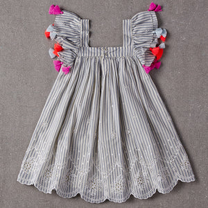 Nellystella Chloe Dress - Stripe