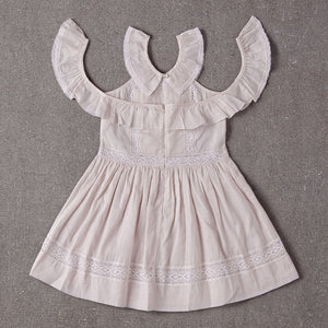 Nellystella Lexi Dress - Petal Pink