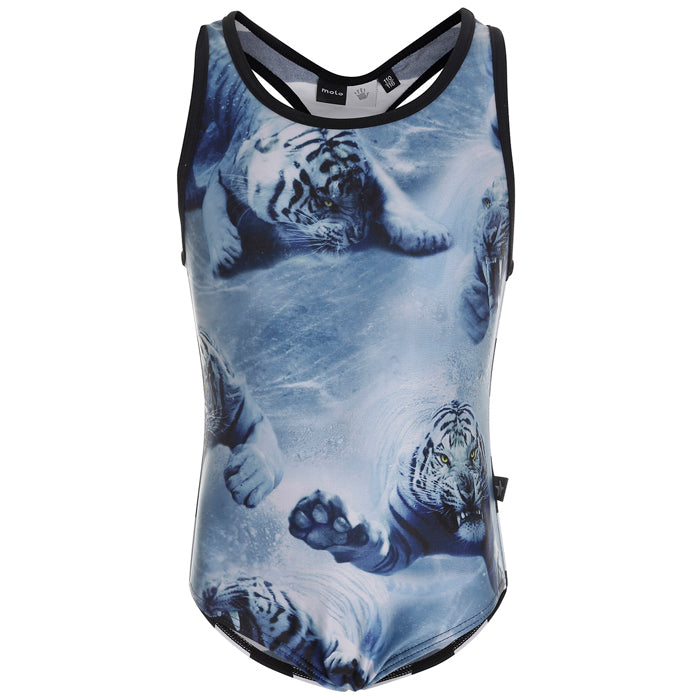Molo Swimming Tigers Swimsuit
