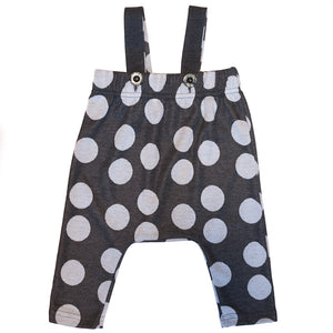 Lucien Zazou Dotted Baby Overall